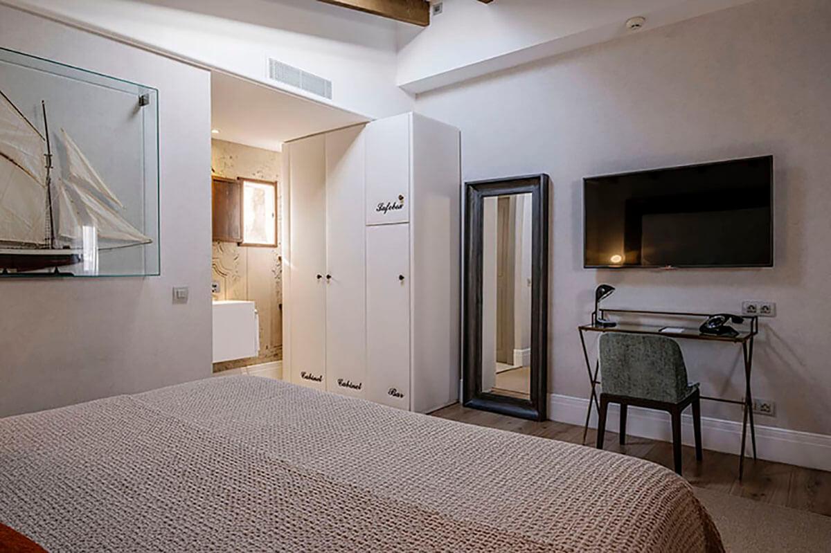 Posada Terra Santa Double Room