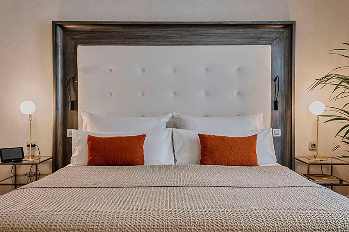 Habitación Superior en Hotel Boutique Posada Terra Santa Palma