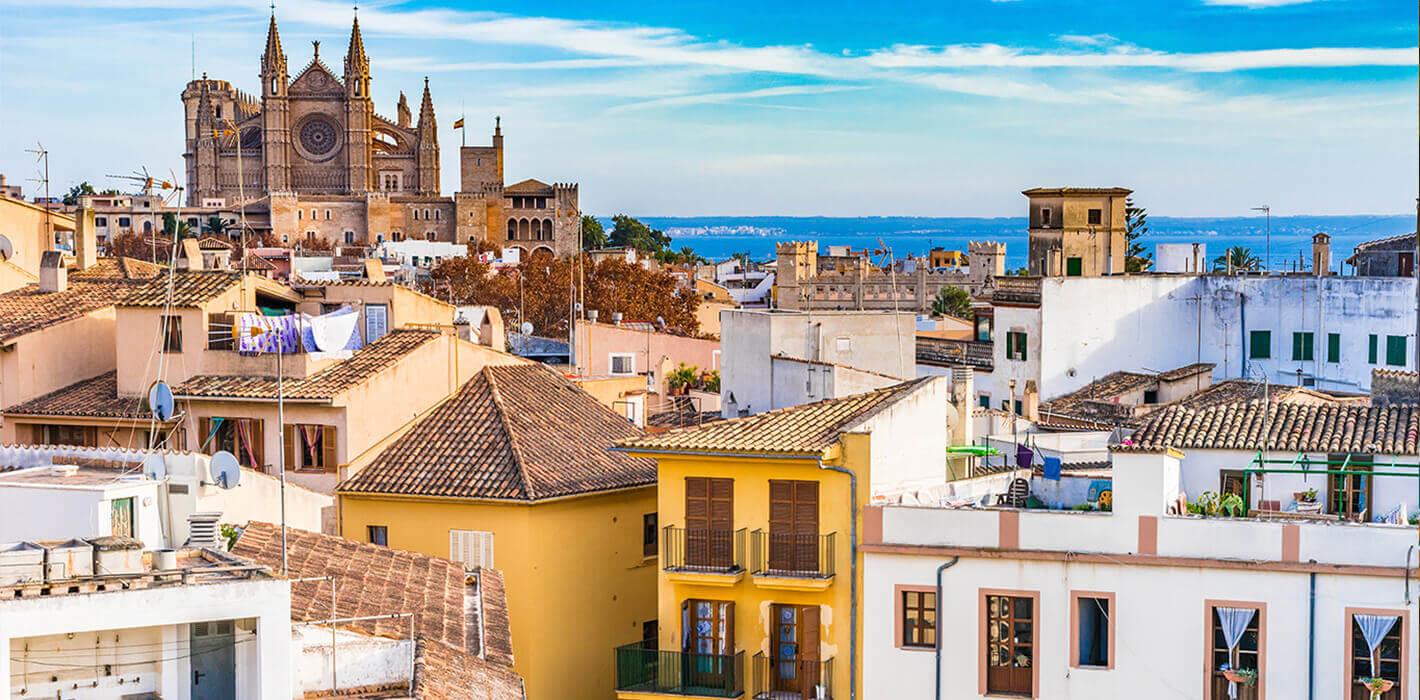 Majorca at Easter