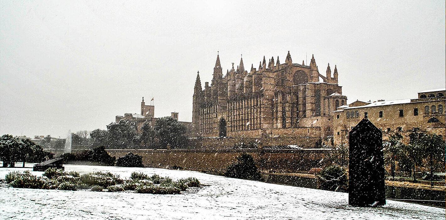 Mallorca in winter