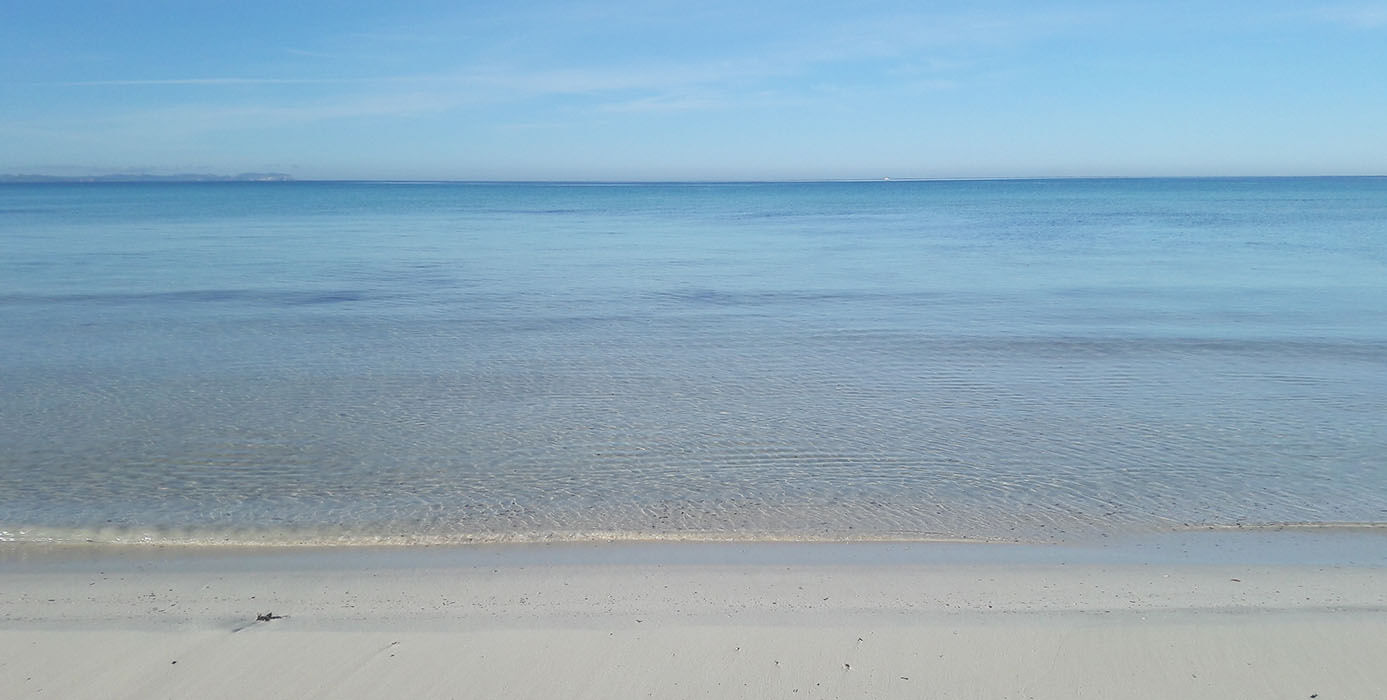 Beach of Ses Covetes