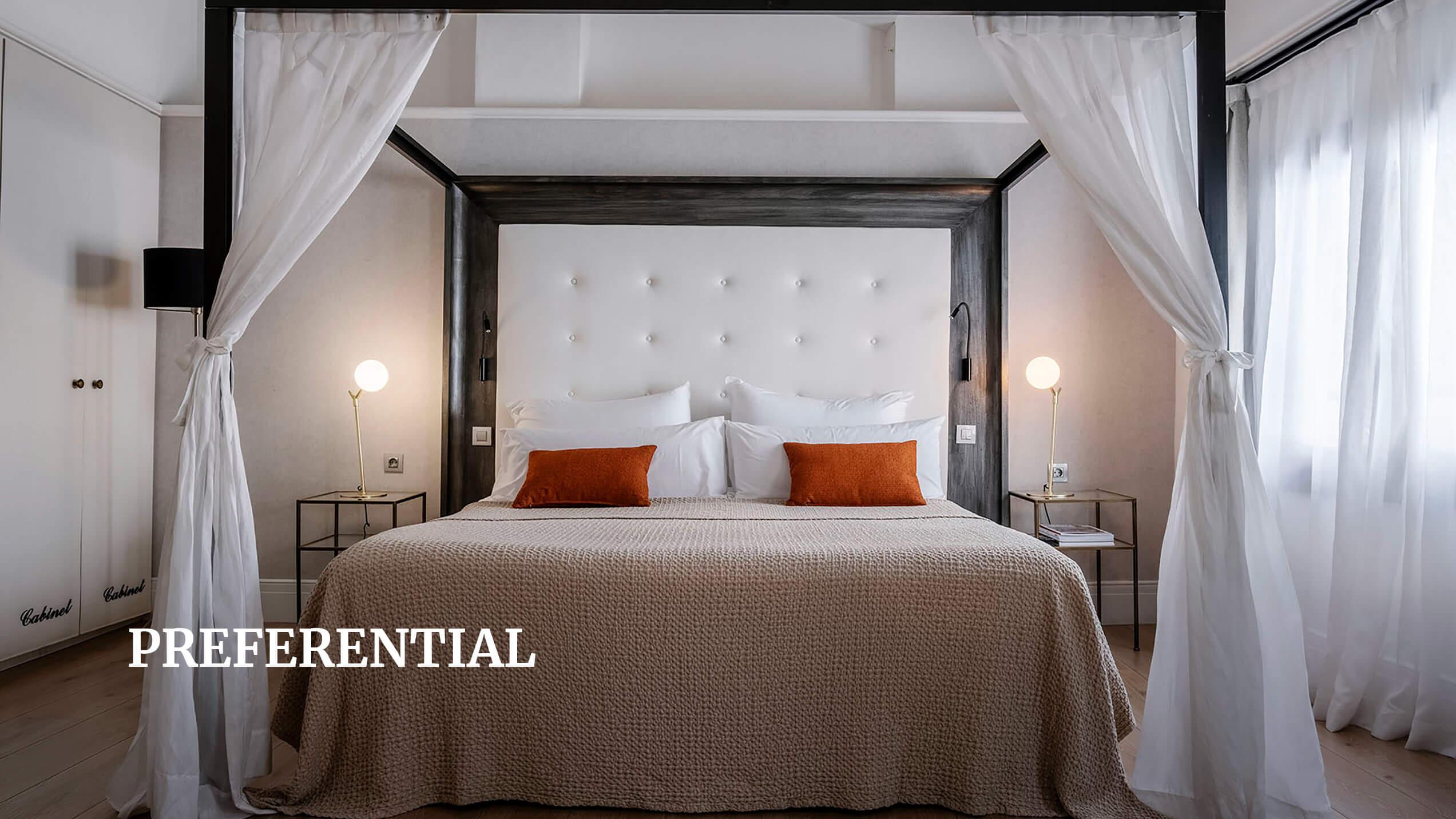 Posada Terra Santa Preferential Room