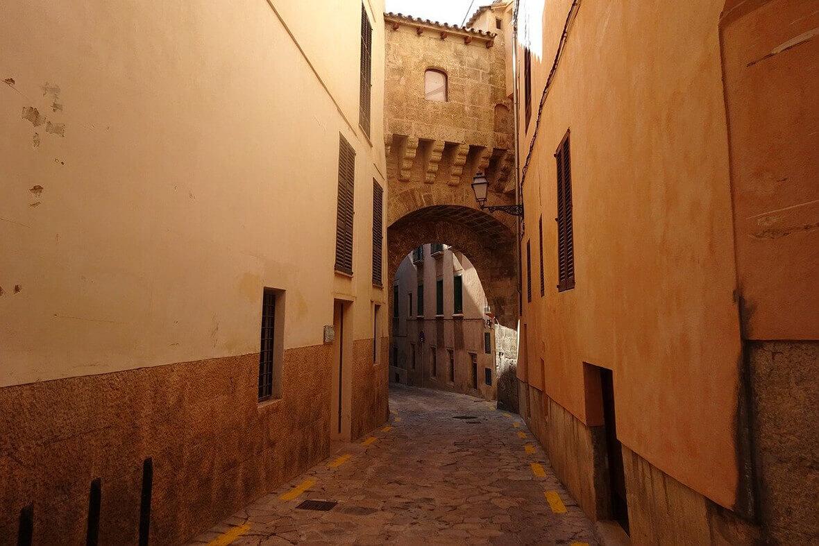 Mallorca in the fall