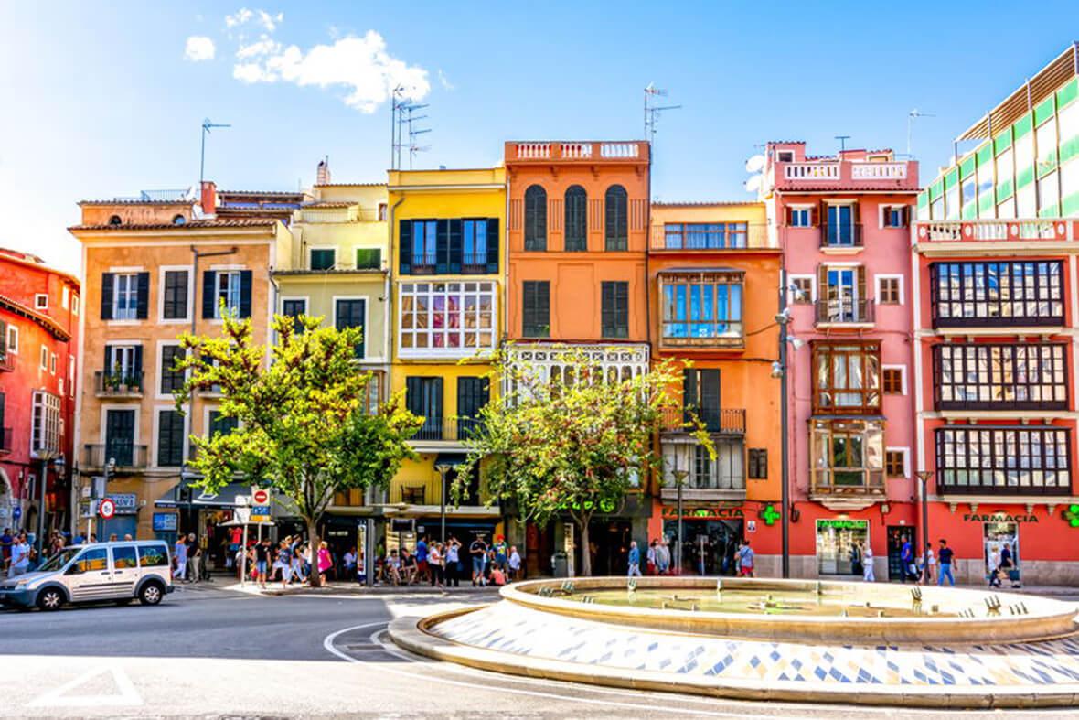 shopping Palma de Mallorca