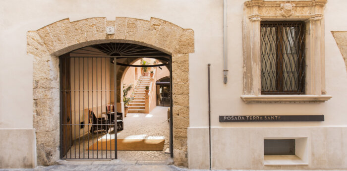 Posada Terra Santa triumphs in the Best Small Hotels category