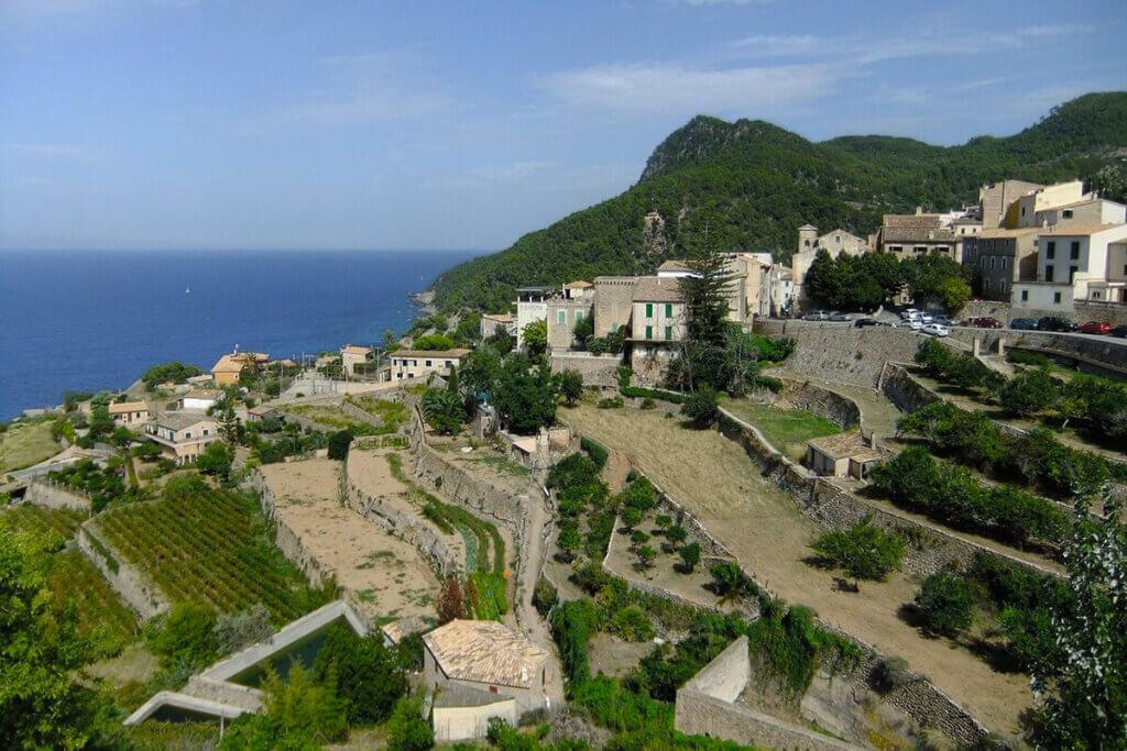 Pueblos bonitos de Mallorca