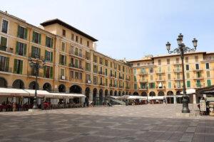 Palma de Mallorca old town