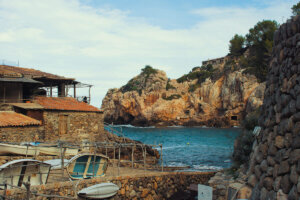 Cala Deia Noctiluca, the lights of the sea