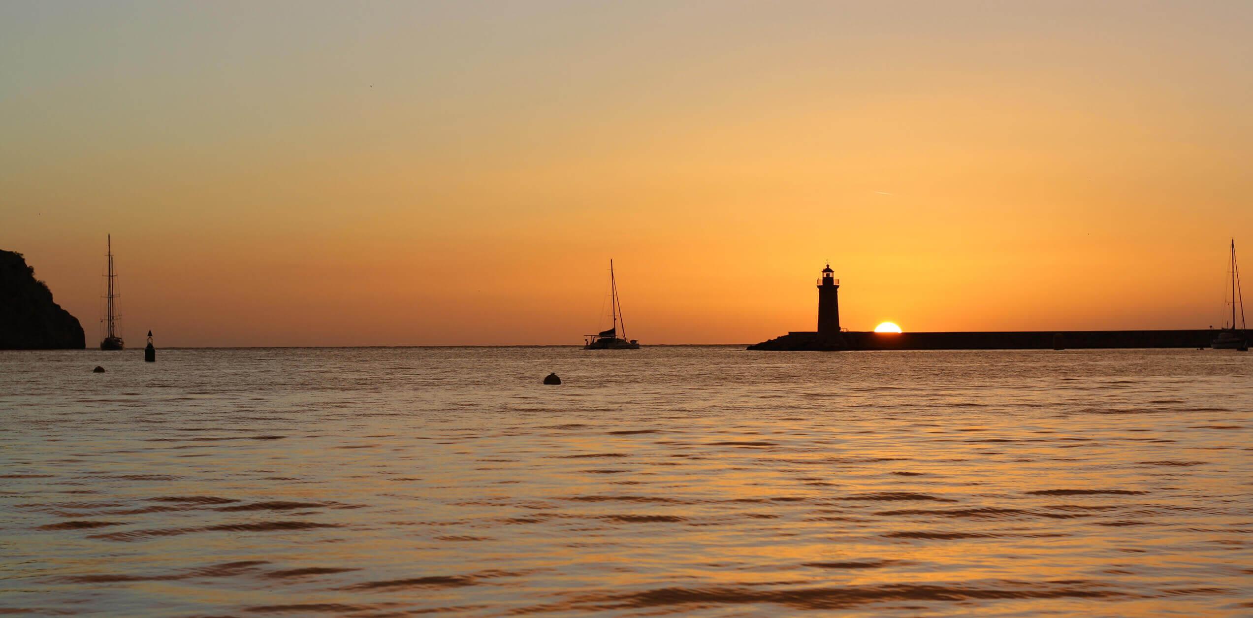 Mejores puestas de solo de Mallorca